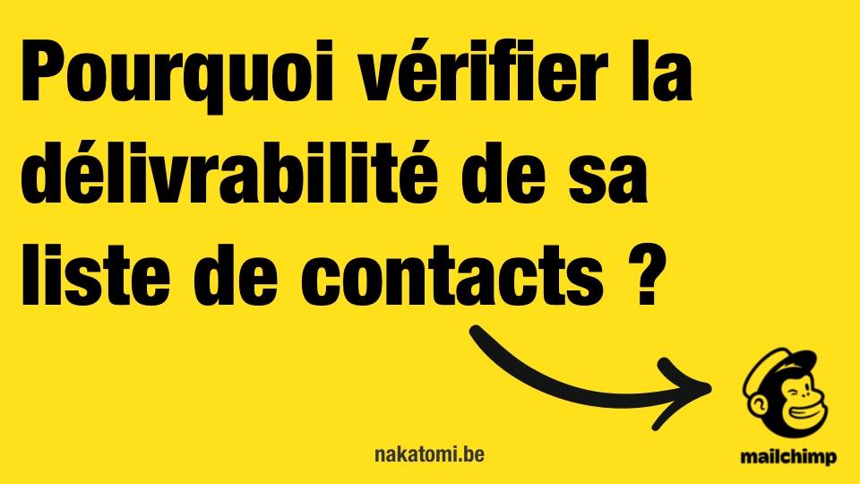 Pourquoi mesurer la délivrabilité de votre liste de contact?