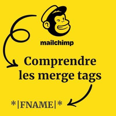 Formation Malchimp : le merge tag