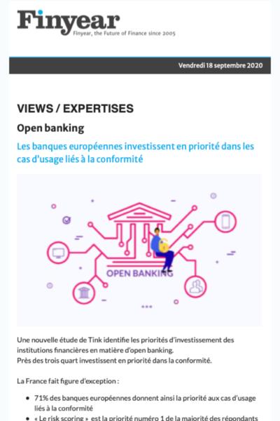 Refonte d'une newsletter informative financière