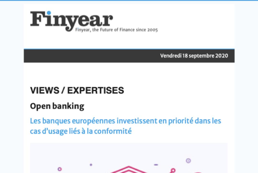 AVANT / APRÈS une newsletter informative pour le milieu financier