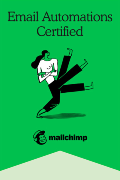 Certification Mailchimp Automation