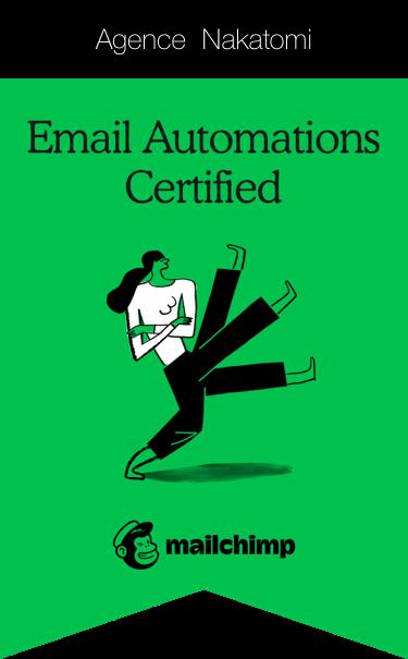 Mailchimp automation Support
